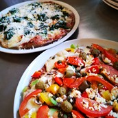 vegetarisches veganes Restaurant - Tilos PIZZABOX (Detmold)