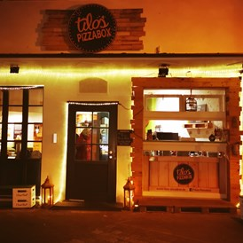 vegetarisches veganes Restaurant: Tilos PIZZABOX (Detmold)