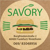 vegetarisches veganes Restaurant - Savory - the vegtory