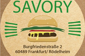 vegetarisches veganes Restaurant: Savory - the vegtory
