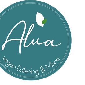 vegetarisches veganes Restaurant: Alua LOGO - Alua Vegan-vegetarisches Catering & more